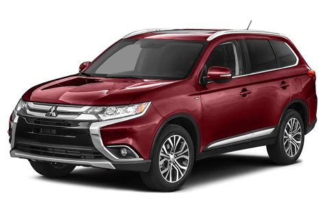 2016 Mitsubishi Outlander Price Photos Reviews Features