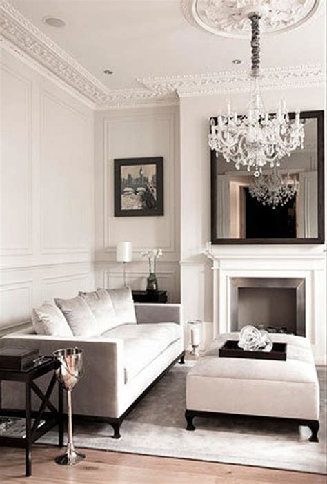 living room decor ideas glamorous chic in grey and pink color welke l bij welke inrichting wooninspiratie