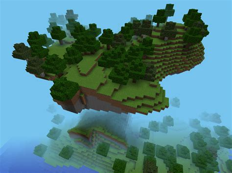 best seed floating islands whoa floating island minecraft pe seed epic minecraft