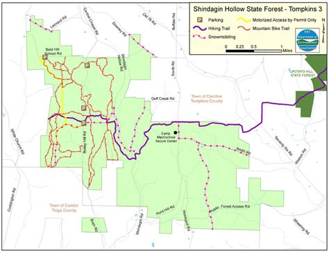 list of state forests nys dept of environmental shindagin hollow state forest map nys dept of