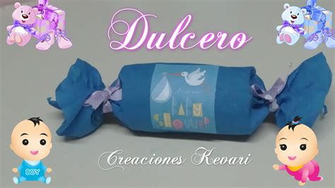 Baby Shower Materials by Dulcero Para Baby Shower Material Reciclado Bag
