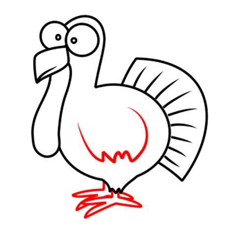 drawings of turkeys drawing a turkey