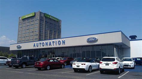 AutoNation Ford Mobile in Mobile, AL 36606