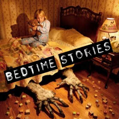 bedtime stories scary website
