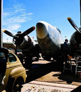 Stockton Records Stockton Lands Warbird Stockton Field Aviation Museum