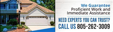 Garage Door Repair Camarillo Garage Door Repair Camarillo Ca 805 262 3009 Fast Response