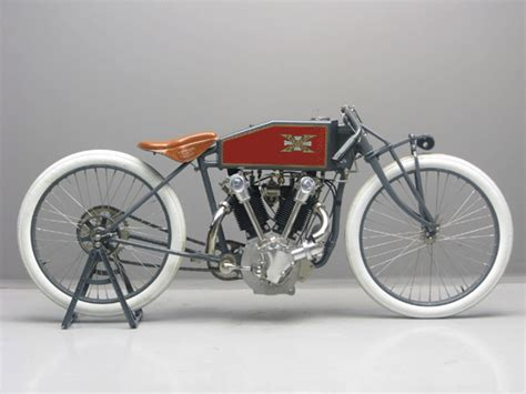 Terlaris Unik Track Racer Limited 1919 excelsior 002 built sold by paul brodieflashback fabrications ltd