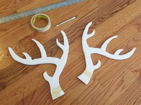 How To Make A Deer Out Of Paper - how to make deer antlers out of paper 28 images how to