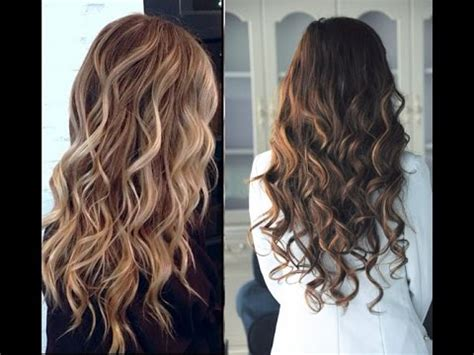ways to obtain curly hair thats straight how to curl your hair without heat youtube