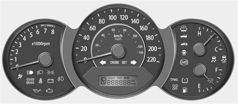 car maintenance manuals 2010 kia soul instrument cluster instrument cluster features of your vehicle kia soul owners manual kia soul kia manuals