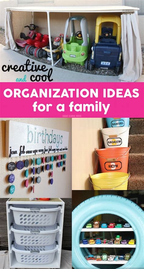 family organization organization ideas for a family