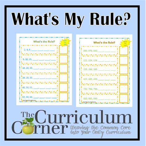 math pattern rule worksheets skip counting by 2s 5s 10s number patterns students