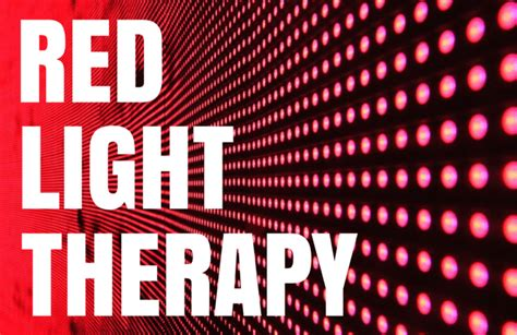 red light therapy l the end of all disease the science of cancer and human