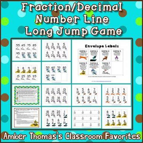 printable number line math games decimal games number line fraction decimal number line