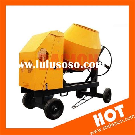 Daftar Mixer Cina electric portable mini concrete mixers qls400m 400l for sale price china manufacturer