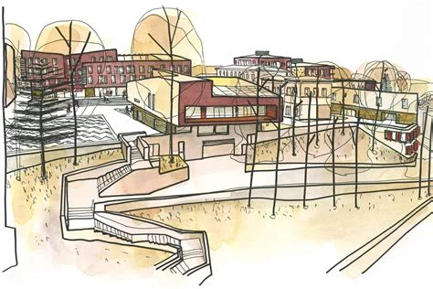 ishai wilson architecture urban bolles wilson arch drawing pinterest architectural