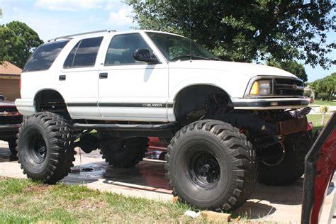s10 mud truck 1995 s10 blazer mud truck on 44 s trucks gone wild