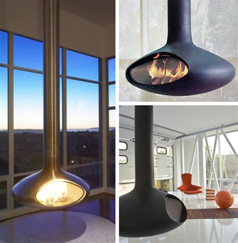 Ceiling Mounted Fireplace For Sale by Suspended Fireplace New Trend