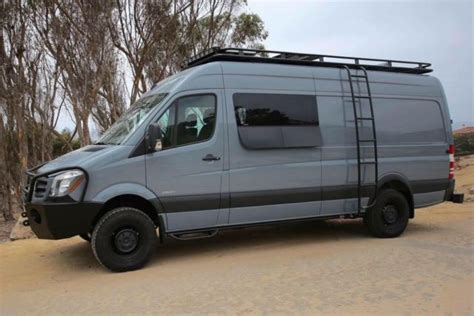 4x4 Sprinter For Sale by 2016 Mercedes Sprinter 4x4 Luxury Vehicle For Sale
