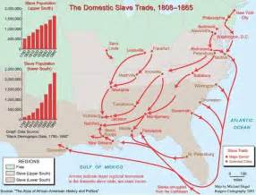1808 1865 domestic trade in the united states