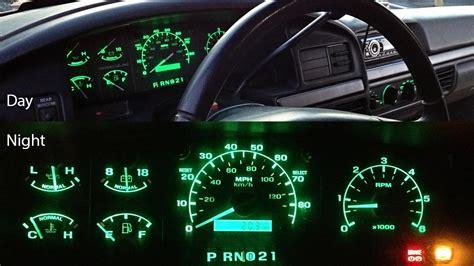 2001 ford ranger lights 2001 ford ranger dash light bulbs