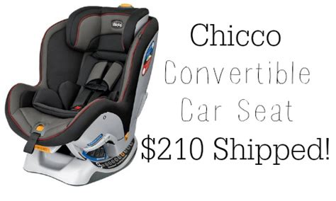 car seat deal diapers chicco convertible car seat 209 99 shipped