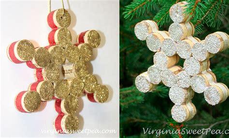 rbol de navidad con tapones de corcho cinco manualidades f 225 ciles para decorar el 225 rbol de