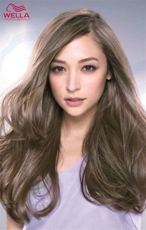 cool brown hair color 25 best ideas about ash brown hair on ashy