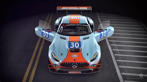 gulf racing wallpaper mercedes amg gt3 gulf above by dangeruss on deviantart