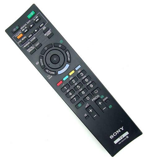 Tv Rm Original Remote Sony Rm Ed035 F 252 R Tv Onlineshop For Remote Controls