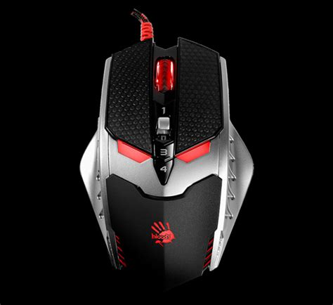 Bloody Tl5a Terminator Macro Gaming Mouse a4tech bloody tl80 terminator laser gaming mouse advanced weapon tuning macro setting gaming