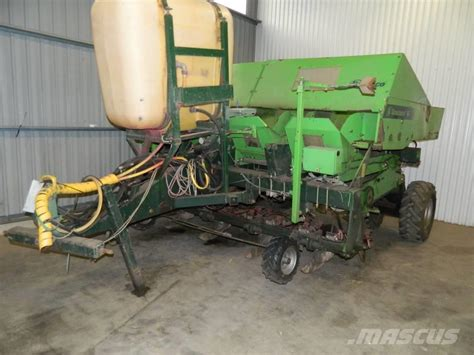 Structural Potato Planter by Used Structural Pm40 Potatiss 228 Ttare 4x70 75 Potato