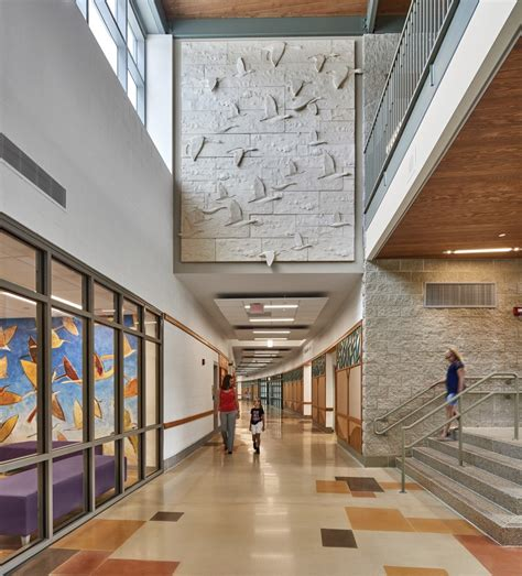 sandy hook rebuilds architect magazine education