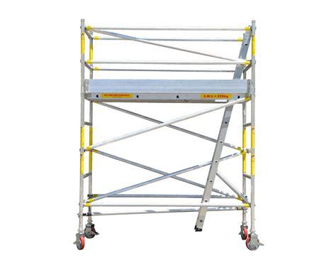 aluminium mobile scaffolding lockscaf 2 0m aluminium mobile scaffold width mr