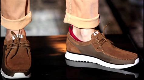 Sepatu Selop Nike Pria Kulit Terbaru 2 sepatu kulit pria clarks summer 2014 collection