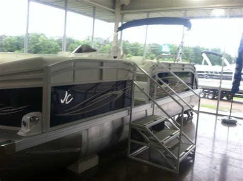 pier 57 boat sales counce tn 2015 jc pontoon boats neptoon 23 tt for sale in counce