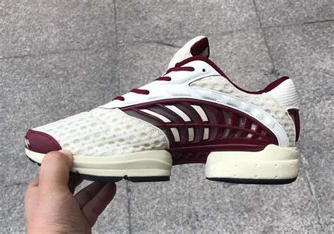 Adidas Climacool 12 the adidas climacool 2018 previewed in white and maroon sneakernews