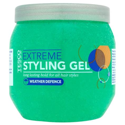 styling gel tesco tesco styling gel extra control 300ml groceries tesco