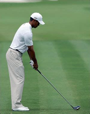 tiger woods perfect swing tiger woods swing sequence
