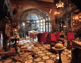 Steampunk Style Home Decor by Architecture Interior Design Steampunk Victorian Haunted