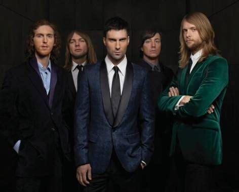 Maroon 5 Fan Club Album Photo Album Sofeminine