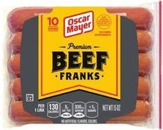 Sosi Beef Frank Cheese best oscar mayer beef franks recipe on
