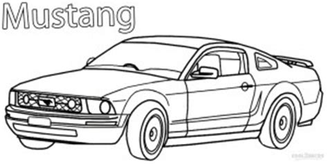 mustang coloring sheet printable mustang coloring pages for cool2bkids