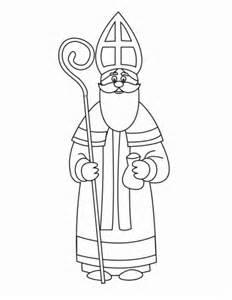 st nicholas coloring page saints coloring pages printable catholic saints