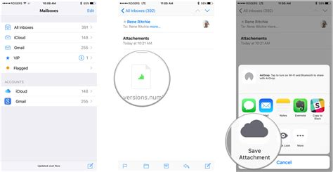 save email how to save attachments in mail for iphone and ipad imore