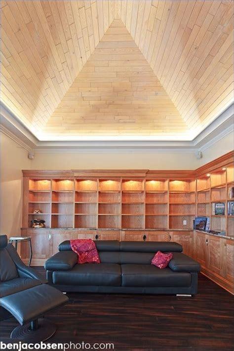 uplights for living room interior renovation custom birch casework bamboo flooring led cove up lighting white