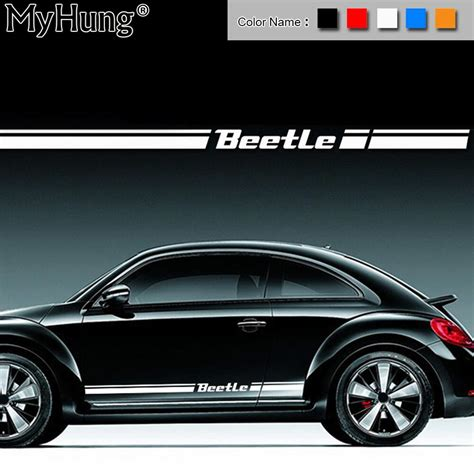 Auto Sticker Volkswagen by For Vw Beetle For Volkswagen Beetle Car Body Sticker