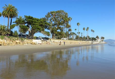 butterfly beach montecito ca california beaches