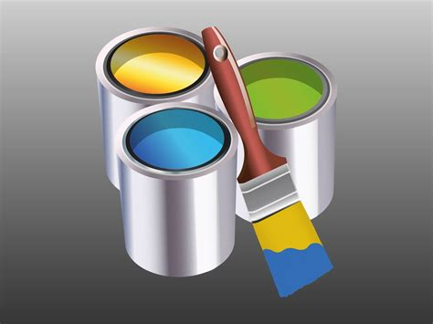 paint images paint cans vector graphics freevector