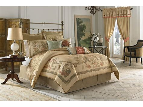 croscill normandy king comforter set shipped free at zappos